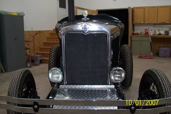 '28 Doodle Bug front
