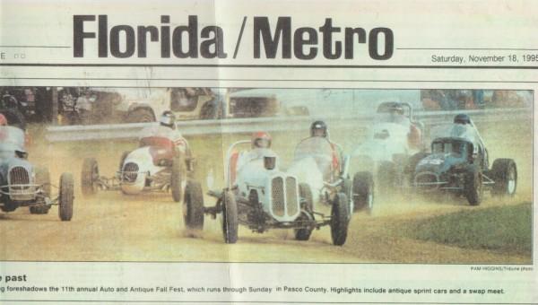 '33 racing