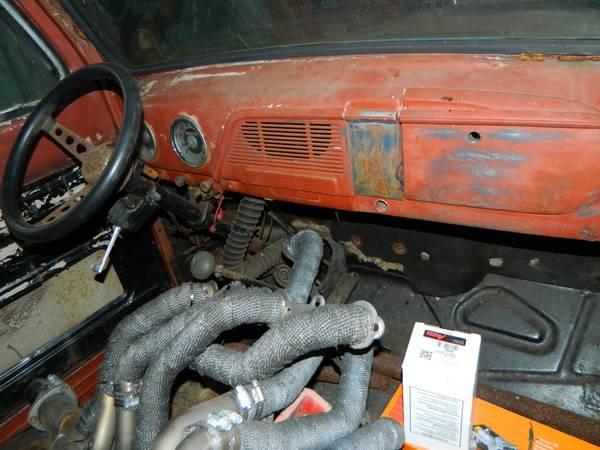 '52 F1 seat loaded