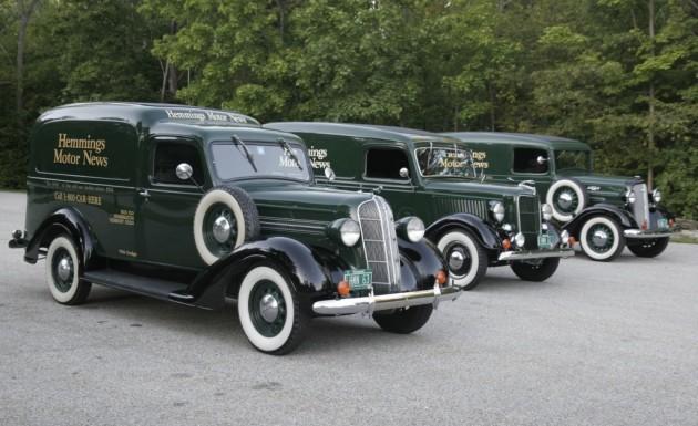 Humpback! 1933 Dodge Sedan Delivery