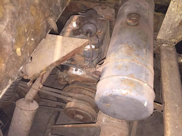 '64 King Midget engine