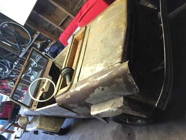 '64 King Midget rear