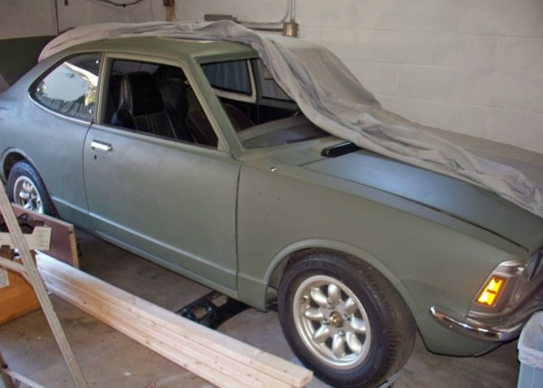 '72 Corolla Right front
