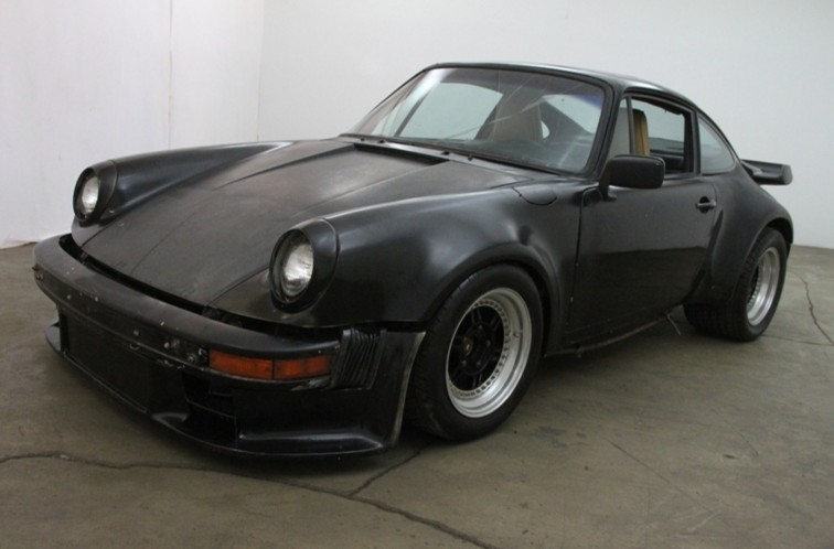 1977 Porsche 930 Turbo: Mega Project