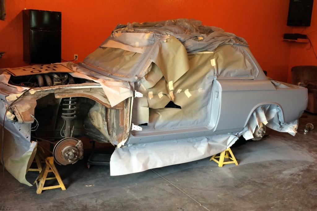 Bmw 2002 Tii For Sale >> 1973 BMW 2002Tii Restoration Project