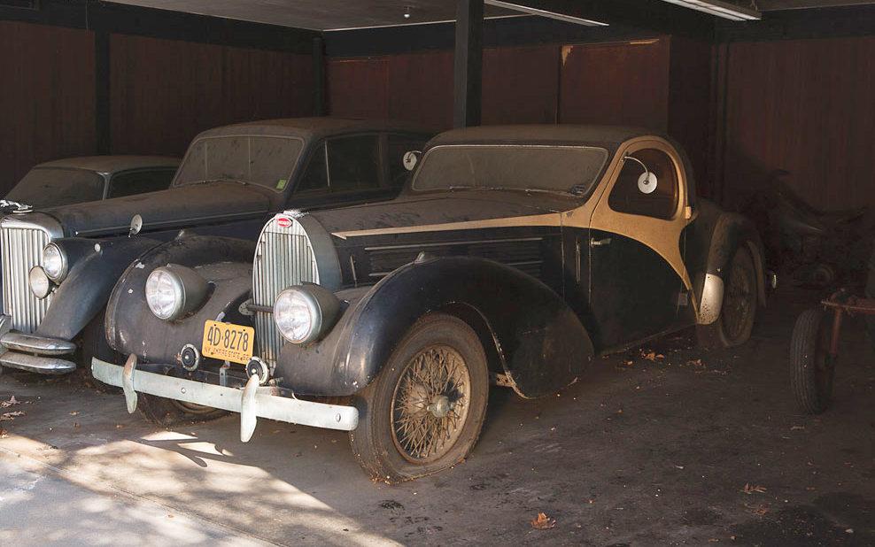 Bugatti Barn Find Resurrected