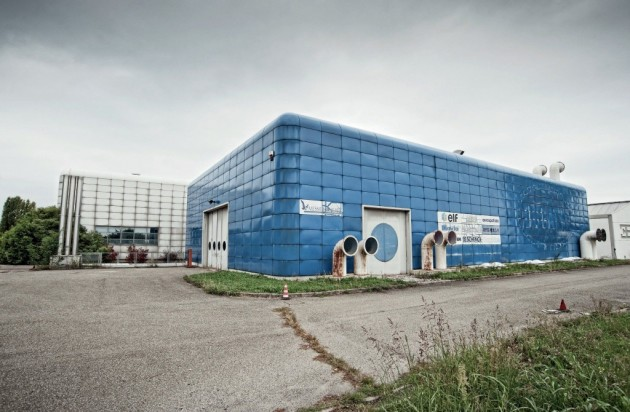 Bugatti plant