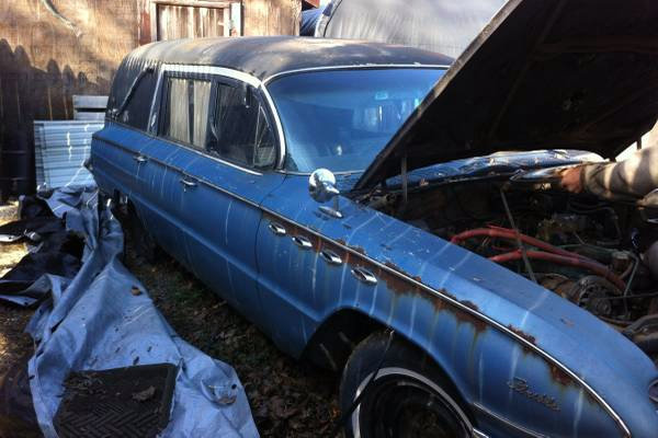 Buick Flxible Hearse