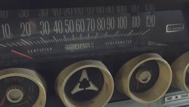 Certified Speedometer