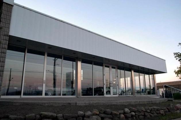 abandoned bmw dealership in canada. Black Bedroom Furniture Sets. Home Design Ideas