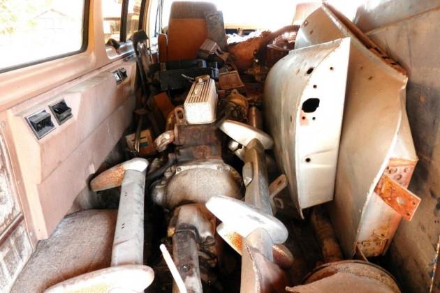 Datsun Spare Parts