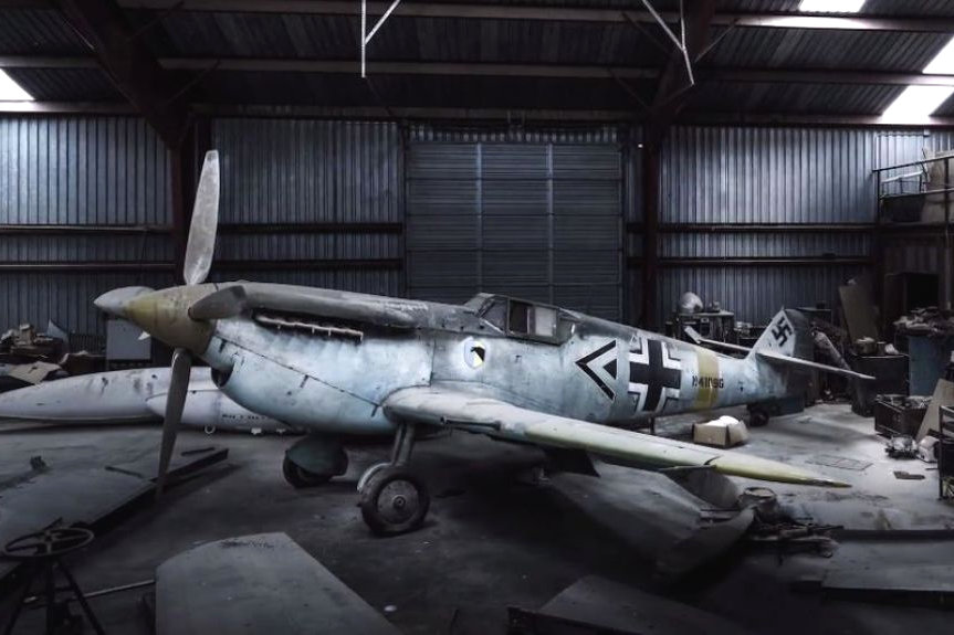 Flying Car For Sale >> Messerschmitt Bf 109s: Keep Them Flying!