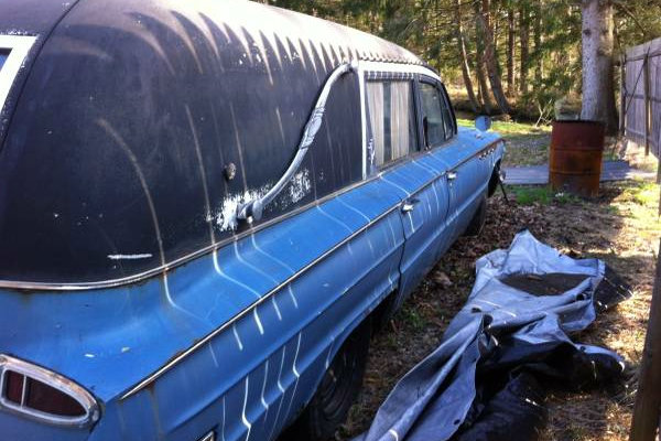 Flxible Buick Hearse