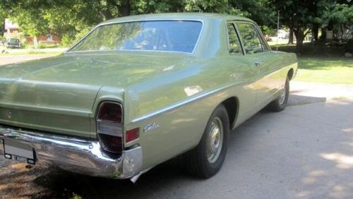 Ford Custom Tail