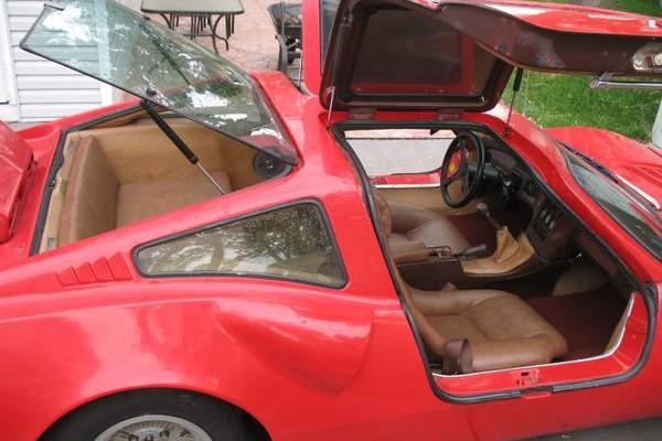 Refined Fiberglass: 1972 Bradley GT II