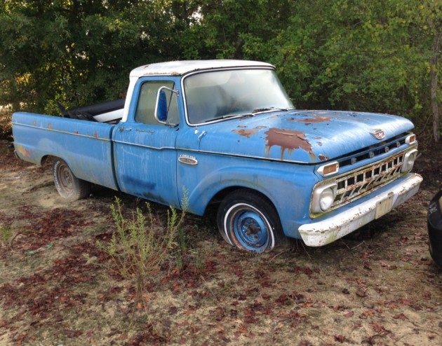 Bf Exclusive 65 Ford Truck For 600