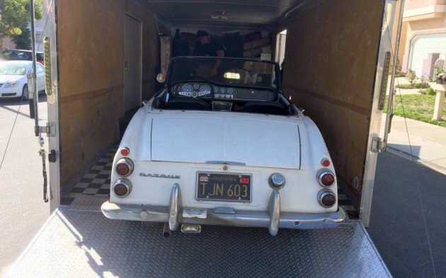 Success Story: Datsun Roadster Shipped Off!
