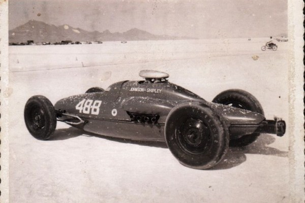1963 Bonneville Land Speed Record Holder