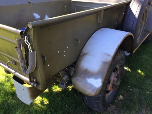 '41 Dodge WC 12 right rear