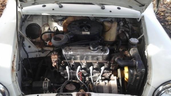 '71 Mini pick up engine