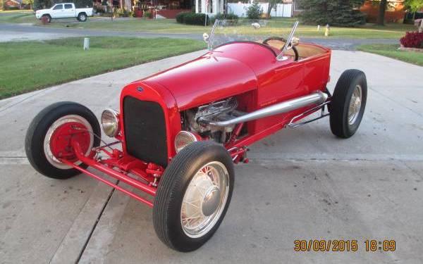 It S Model T Rod Time