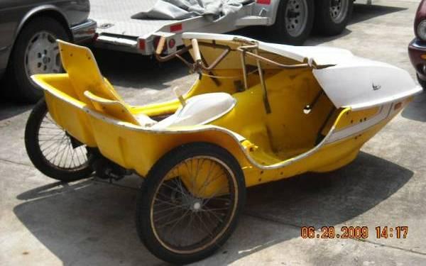 Pedal Car Thing