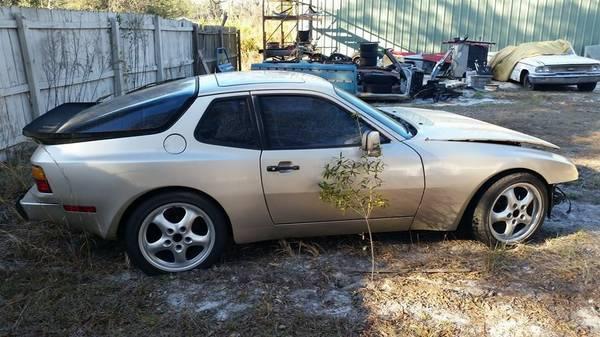 Porsche 944 Trade