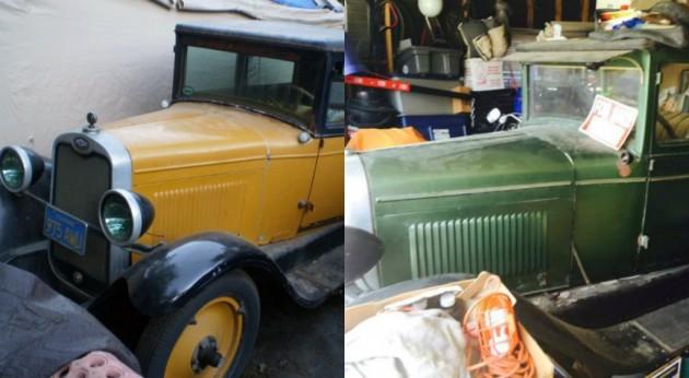 Prewar Chevrolets