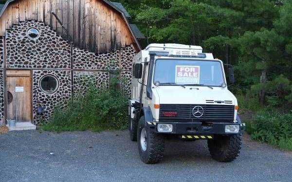 Unimog For Sale  Dealer for MercedesBenz Unimog