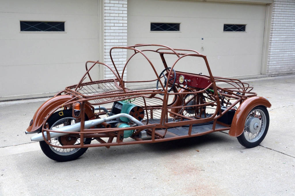 List Of Cars >> That's Right It's A '58 Velorex Oskar!