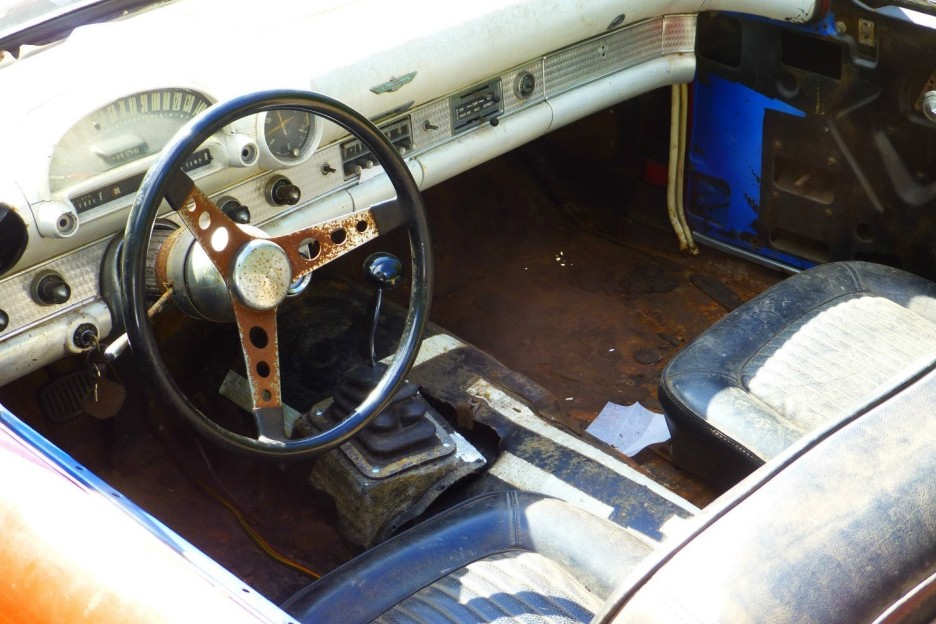 We Love Ford's Past Present And Future Custom 1956 Ford Thunderbirdrhfordofwestmemphisblogspot: 1974 Ford Thunderbird Radio At Gmaili.net