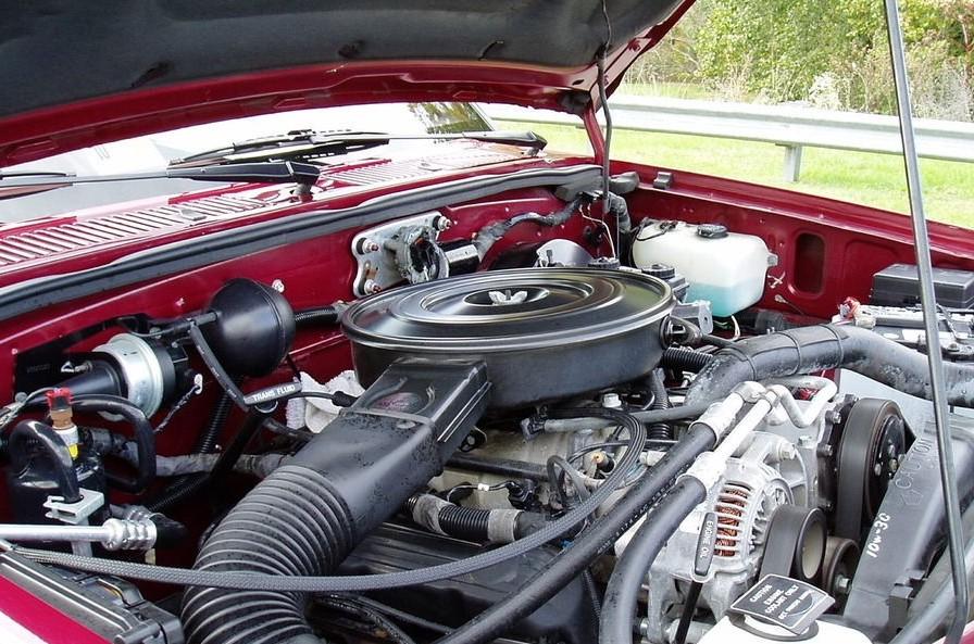 1995 dodge dakota engine