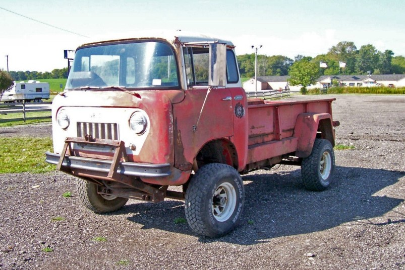Jeep Fc For Sale >> Another Fc 1962 Willys Jeep Fc170 Pickup