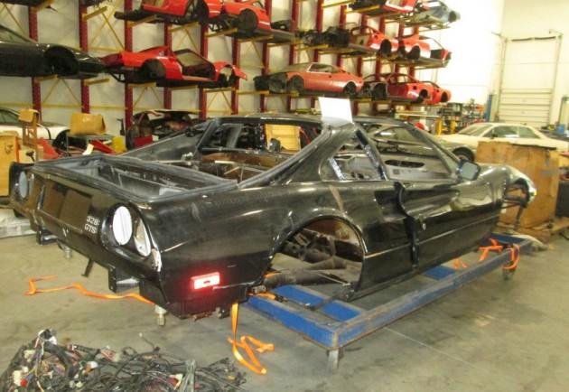 Ferrari 308 Gts For Sale >> Ferrari 328GTS: Ultimate Project