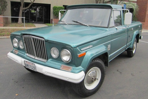 Jeep Grand Wagoneer For Sale >> Drive Or Restore? 1971 Jeep Gladiator J10