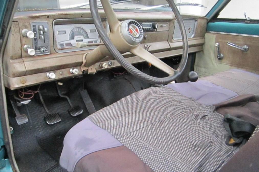 Drive Or Restore 1971 Jeep Gladiator J10