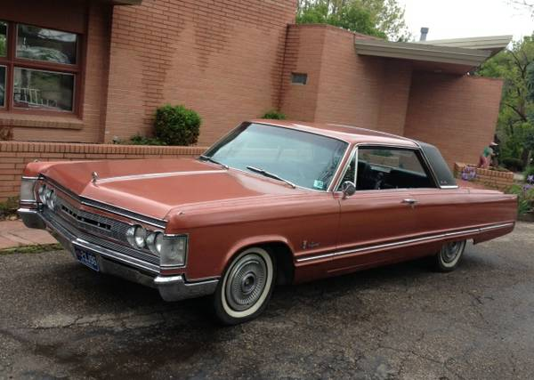 1967 Chrysler Imperial Royal Luxury