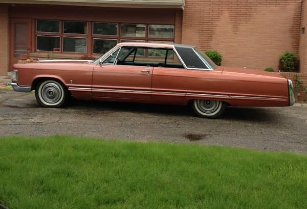 1967 Chrysler Imperial Royal Luxury