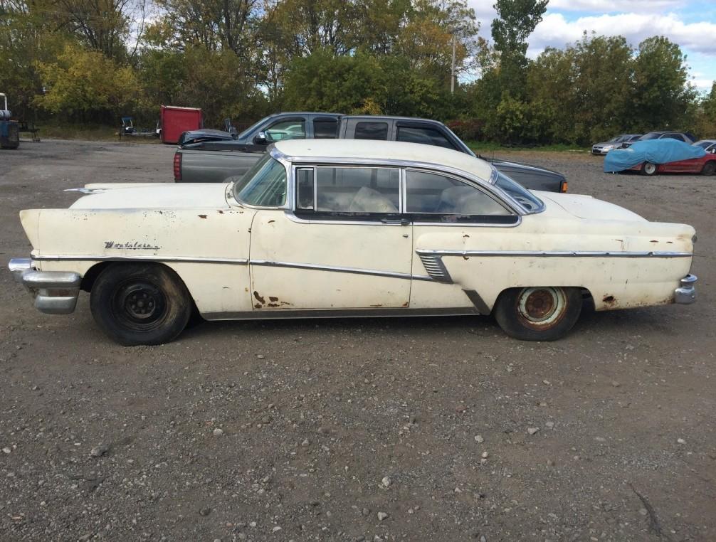 Solid Colorado Car 1956 Mercury Montclair