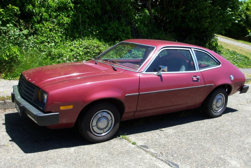 Glassback: 1979 Ford Pinto