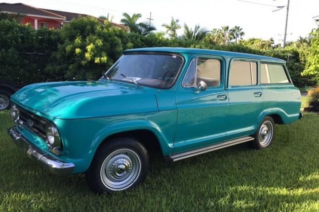 Stylish! Brazilian Chevrolet Veraneio