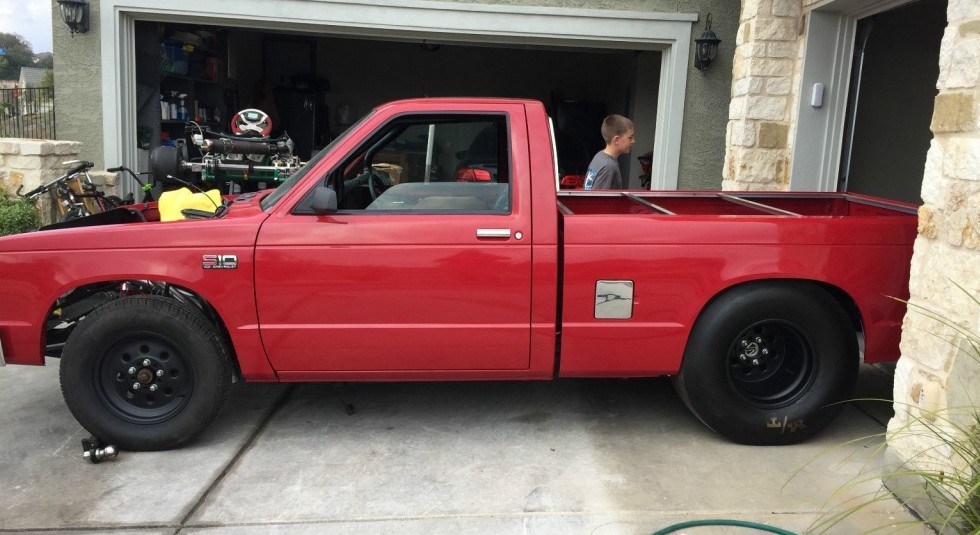 1985 Chevrolet S 10 Fact Or Fiction