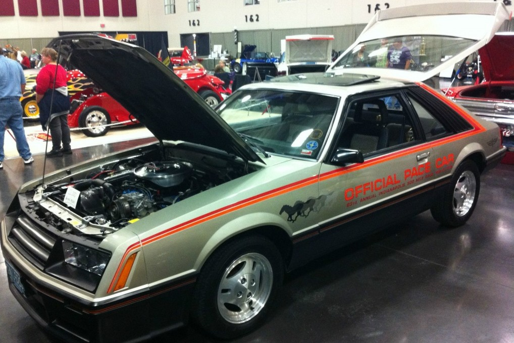 Collectible Fox Body 1979 Mustang Pace Car
