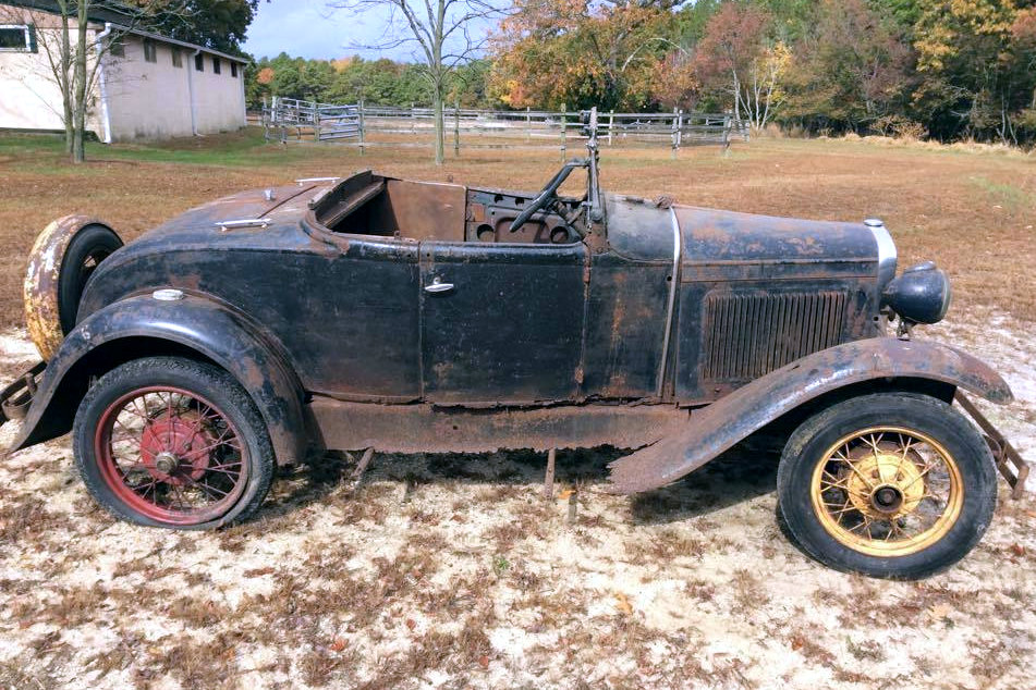 Hot Rod Potential: 1930 Ford Model A