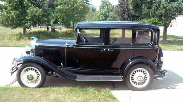 Time To Move On: 1931 Chevrolet Independence AE