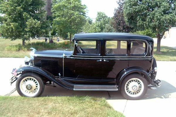 Time To Move On 1931 Chevrolet Independence Ae