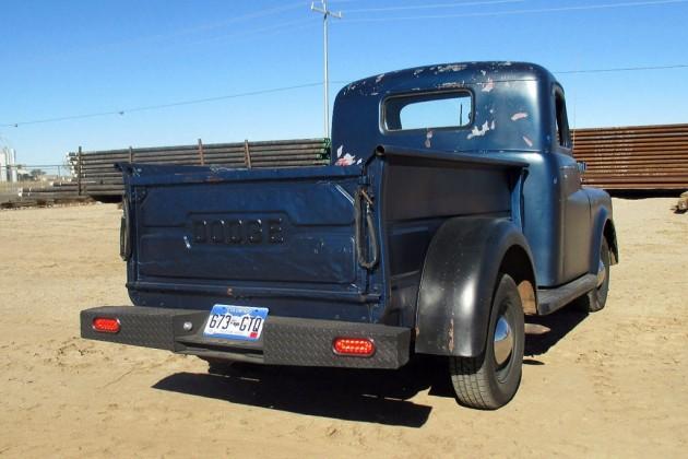1950 Dodge B Series
