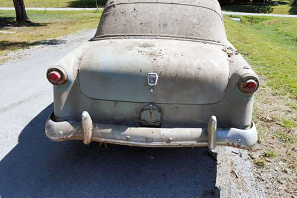 1952 Ford Mainline