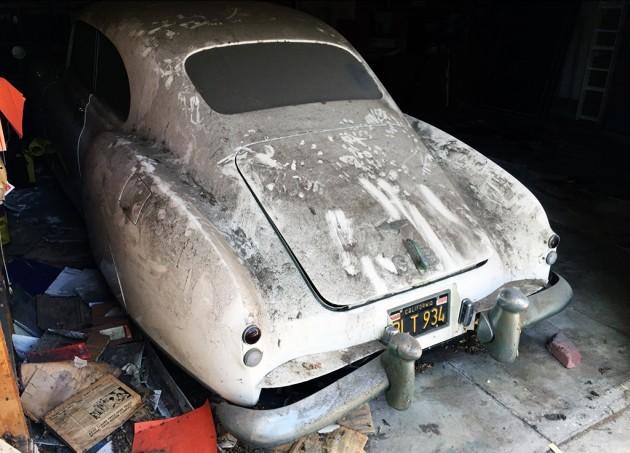 Ian Fleming's Bentley R-Type Found!