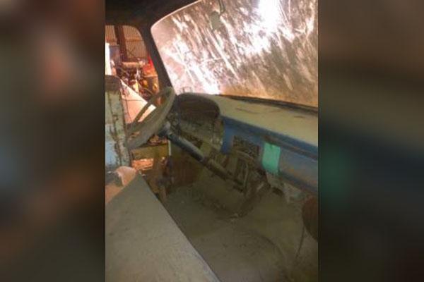 1962 F100 int
